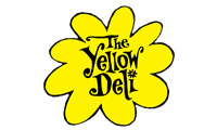 The yellow deli flower